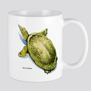 Spiny Softshell Turtle Mug