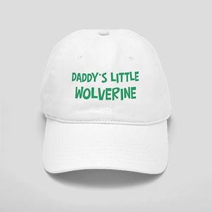 Daddys little Wolverine Cap