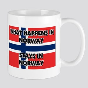 What Happens In NORWAY Stays There Mug