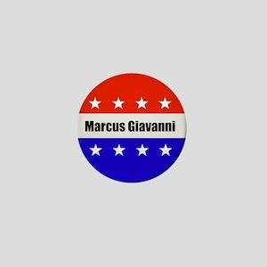 Marcus Giavanni Mini Button