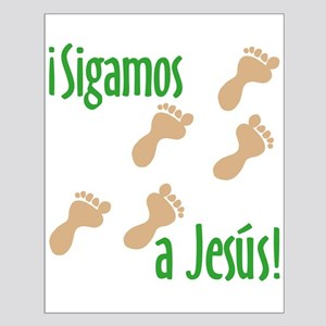 ¡Sigamos a Jesús! Small Poster
