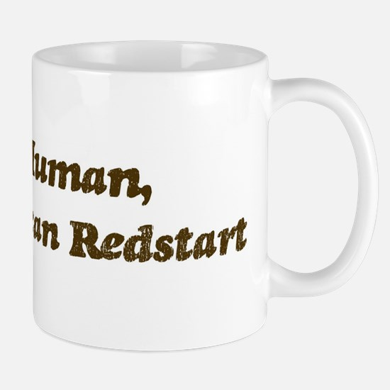 Half-American Redstart Mug