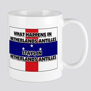 What Happens In NETHERLANDS ANTILLES Stays There M