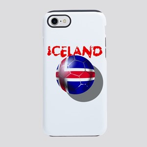 Iceland Football iPhone 8/7 Tough Case