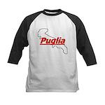 Puglia Kids Baseball Jersey
