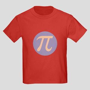 Pi Kids Red T-Shirt