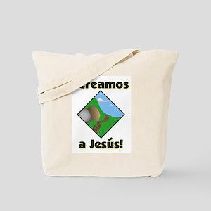 Creamos a Jesus! Tote Bag