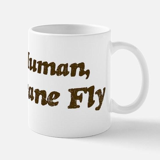 Half-Crane Fly Mug