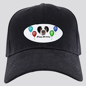 SAY IT WITH BALLOONS Black Cap
