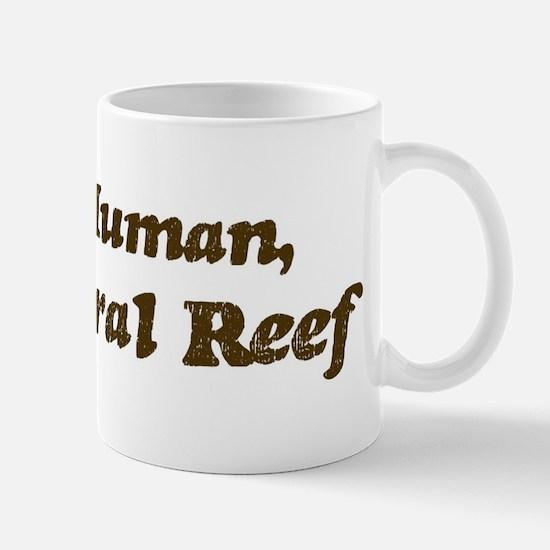 Half-Coral Reef Mug