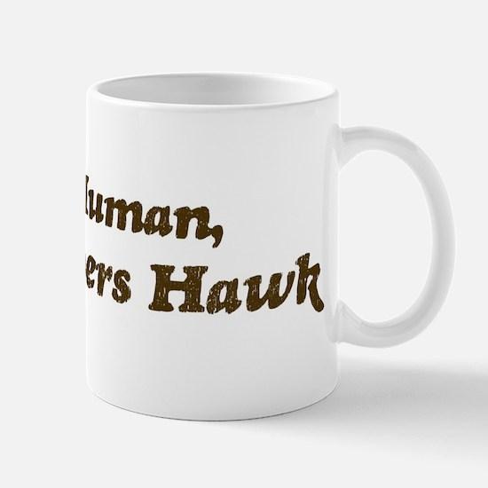 Half-Coopers Hawk Mug
