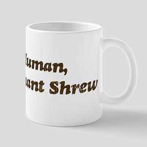 Half-Elephant Shrew Mug