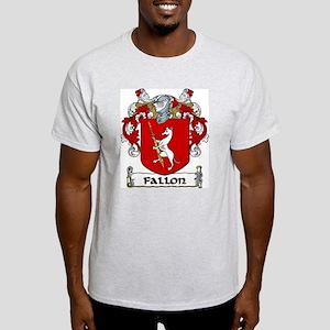 Fallon Coat of Arms Light T-Shirt