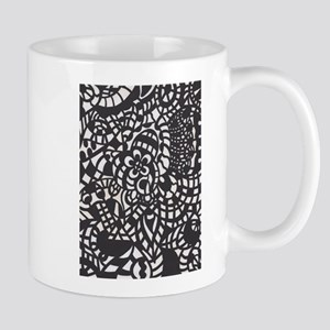 Curves and Spheres 2 Mugs