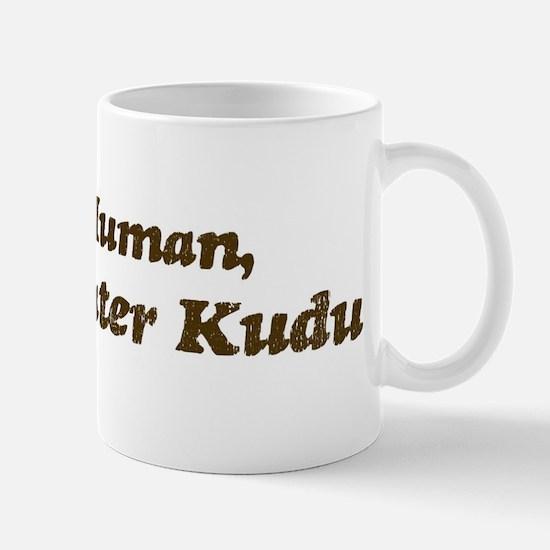 Half-Greater Kudu Mug