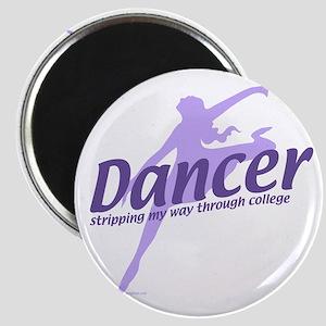 Dancer Magnet