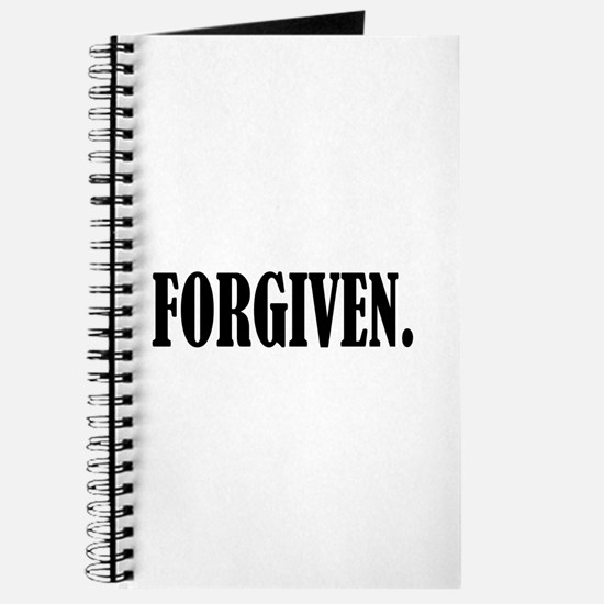 FORGIVEN. Journal