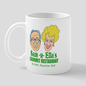 Sam -n- Ella's (in color) Mug