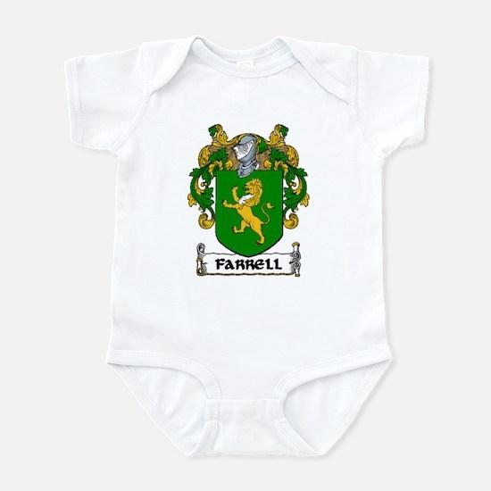Farrell Coat of Arms Infant Creeper