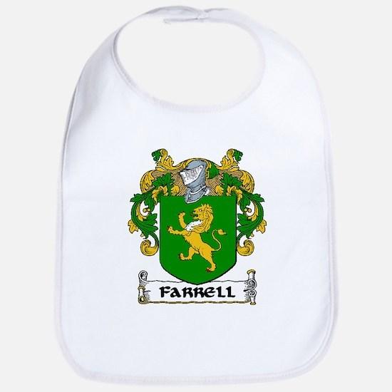 Farrell Coat of Arms Bib