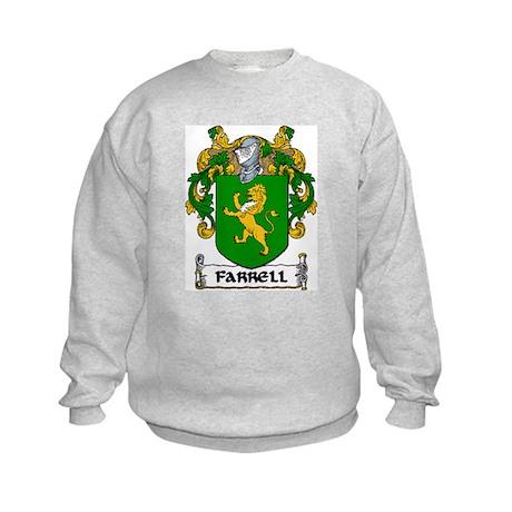 Farrell Coat of Arms Kids Sweatshirt