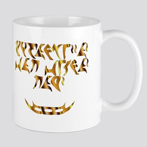 Not Klingon v2 Mug