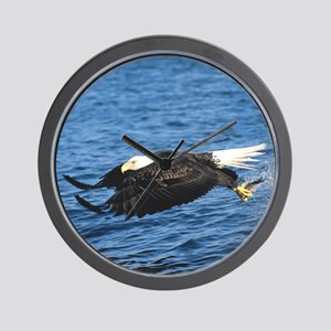 On The Fly Wall Clock