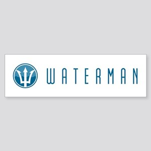 WATER LOGO - Bumper Sticker