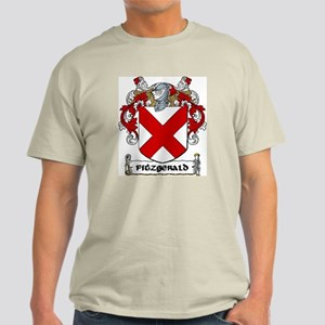 Fitzgerald Coat of Arms Light T-Shirt