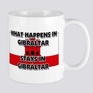What Happens In GIBRALTAR Stays There Mug