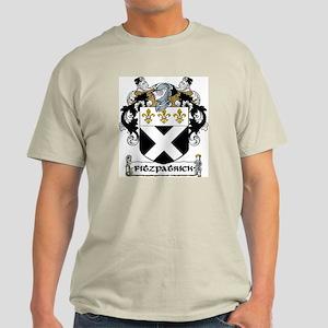 Fitzpatrick Coat of Arms Light T-Shirt