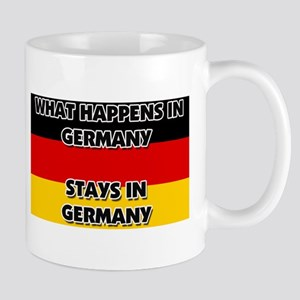 What Happens In GERMANY Stays There Mug