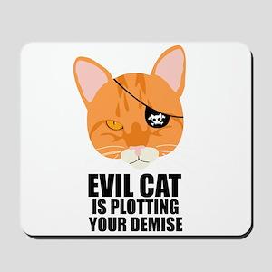 Pirate Cat Mousepad