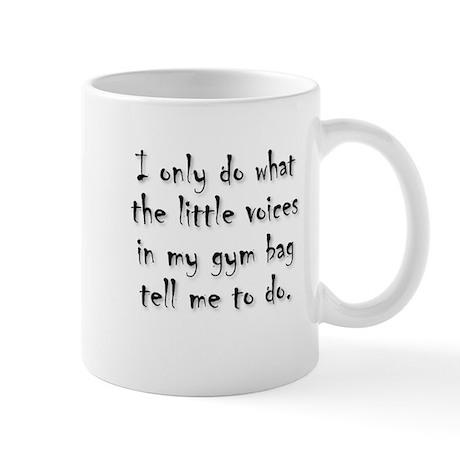 LITTLE GYM VOICES HR Mugs