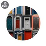 """Doors of County Cork 3.5"""" Button (10 pack)"""