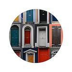 "Doors of County Cork 3.5"" Button"