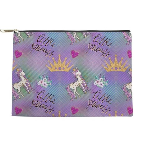 Unicorn Little Princess Makeup Bag