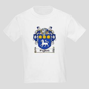 Flynn Coat of Arms Kids T-Shirt
