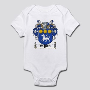 Flynn Coat of Arms Infant Creeper