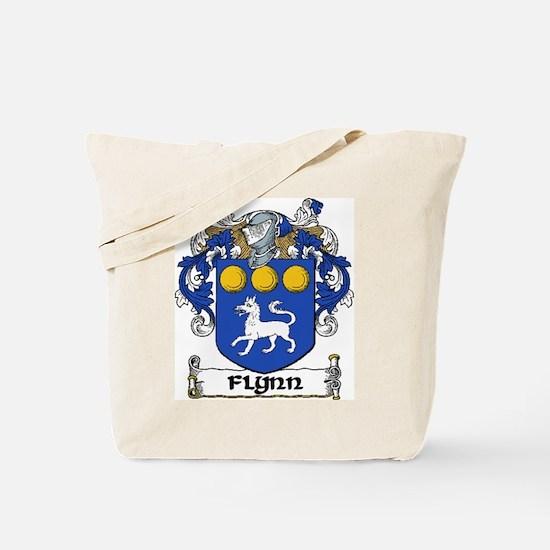 Flynn Coat of Arms Tote Bag