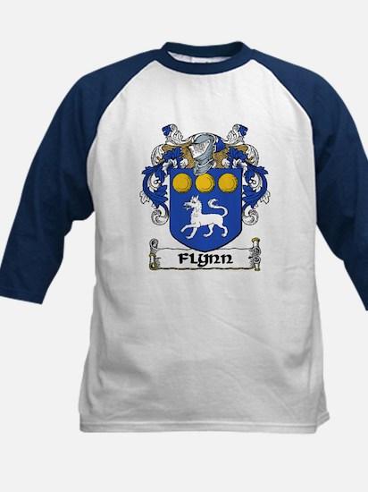Flynn Coat of Arms Kids Baseball Jersey
