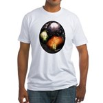 Mexican Fireworks Fitted T-Shirt