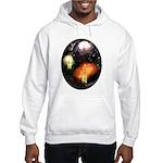 Mexican Fireworks Hooded Sweatshirt