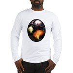 Mexican Fireworks Long Sleeve T-Shirt