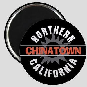 Chinatown California Magnet