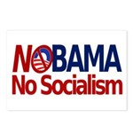 NObama, No Socialism Postcards (Package of 8)