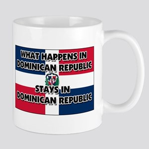 What Happens In DOMINICAN REPUBLIC Stays There Mug