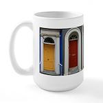 Doors of County Cork Large Mug