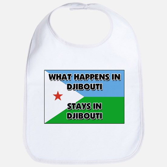 What Happens In DJIBOUTI Stays There Bib