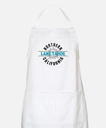 Lake Tahoe California BBQ Apron